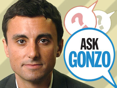 Ask Gonzo anything from what he thinks about Halladay pitching in Colorado to the Flyers chances against the Bruins.
