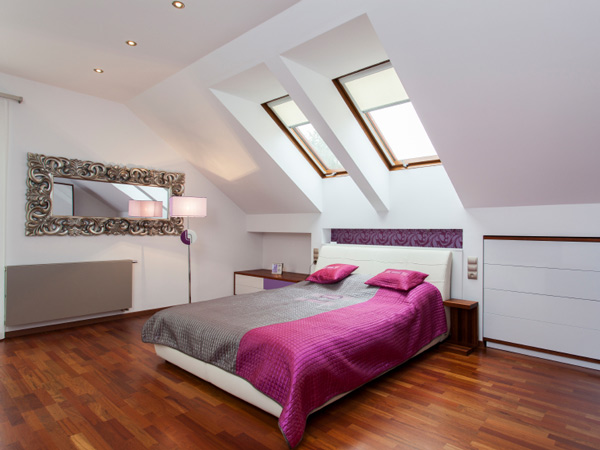 An attic bedroom is one of the most cost effective additions in the Philadelphia region, according to the Remodeling 2014 Cost vs. Value Report.