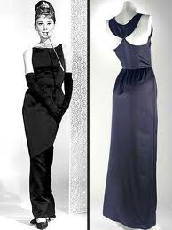 Audrey Hepburn in Hubert de Givenchy´s Little Black Dress.