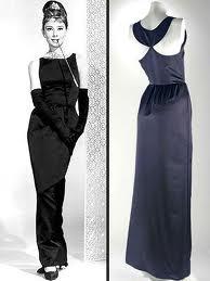 Audrey Hepburn in Hubert de Givenchy´s Little Black Dress.