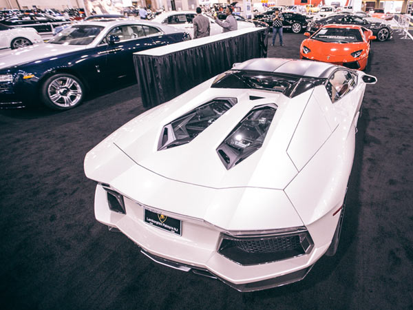 Top Most Expensive Cars At The Philly Auto Show - Philly car show