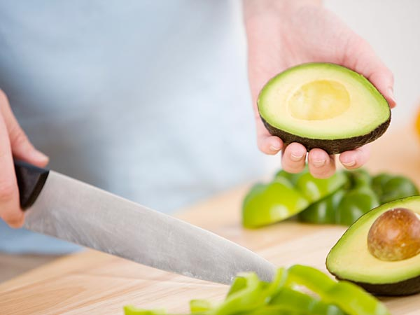 If you purchase avocados, you probably know the proper technique for checking for ripeness. (iStock)