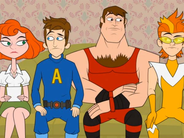 Seth Meyer´s ´The Awesomes´ has been renewed for a third season on Hulu.