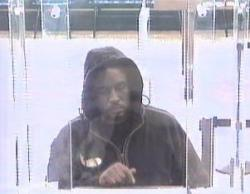 Police say this man is wanted for robbing a Citizens Bank on Stenton Avenue.