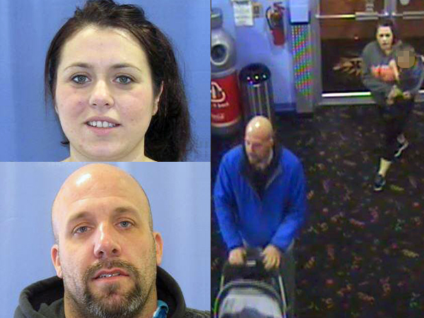 Mt. Laurel police say baby stroller was used to shoplift ...