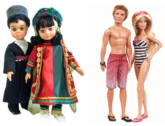 Barbie's Success Story