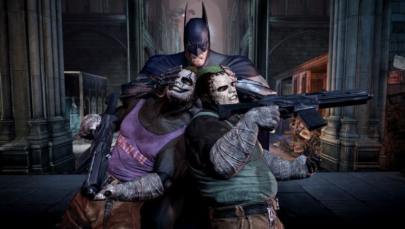 Batman Predator Challenges Arkham City Batman Arkham City