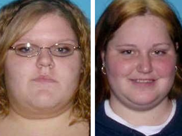Rachael L. Baker, 23, (left) admitted to having sex three times with a 13-year-old boy. Stephanie Bennett, 27, admitted to performing oral sex on an infant.