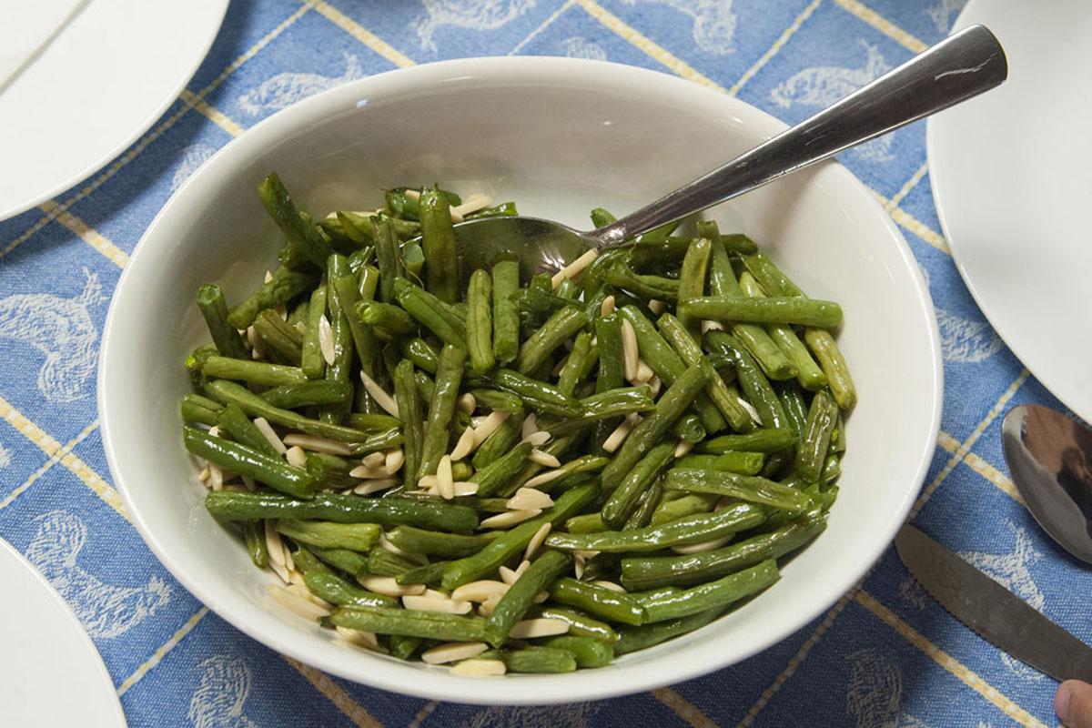 sliced green beans - HD1200×800