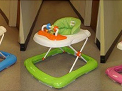 BebeLove recalled about 3,600 of its walkers because they failed to meet federal safety standards.