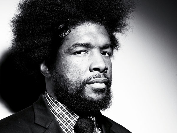 """DJing is my cocaine — you gotta do something after the show to unwind."" – Questlove on DJing nearly every single night of his life"