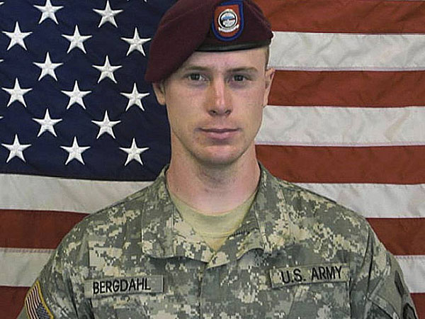 This undated image provided by the U.S. Army shows Sgt. Bowe Bergdahl, who was held by the Taliban for almost 5 years. Now that he is free, will America´s only prisoner of the Afghan war be viewed as a hero or a deserter? (AP Photo/U.S. Army)