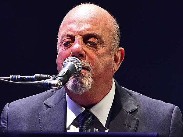 Billy Joel, Billy Joel performing live on stage during his second sold out concert at BB&T Center. (WENN.com)