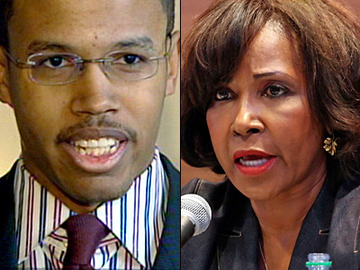 Chaka Fattah Jr.; Blondell Reynolds Brown