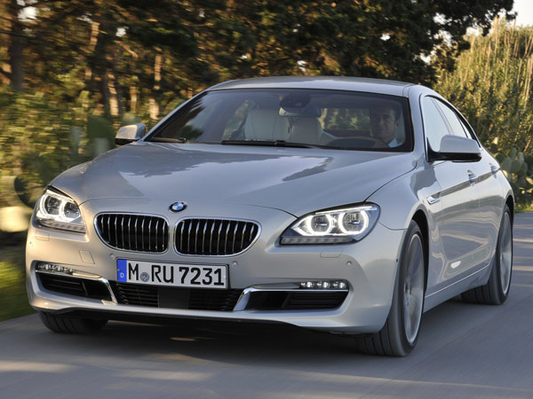 The 2014 BMW 640i Gran Coupe has better fuel mileage than many of its competitors, though it requires premium gasoline. (BMW/MCT)