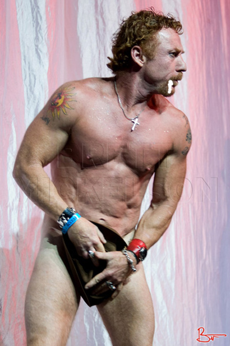 WILL BROOMALL-born Danny Bonaduce pose nude in the March issue of Penthouse?