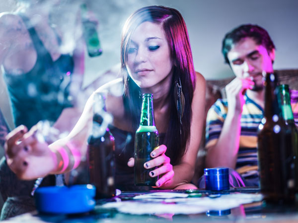 Booze and pot are detrimental to teens in different ways.