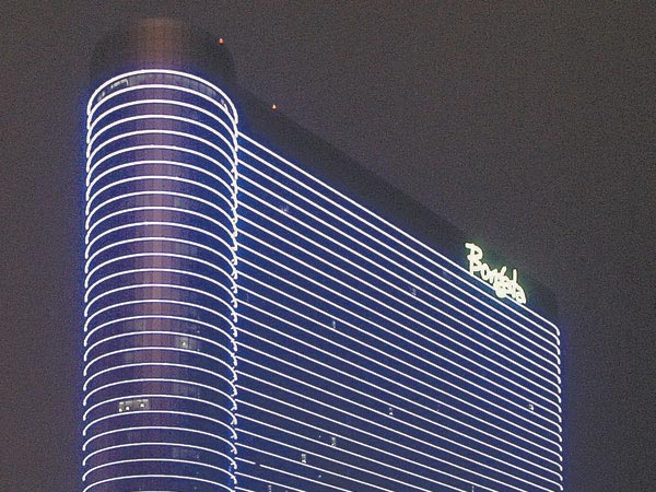 File photo: The Borgata Hotel Casino and Spa (AKIRA SUWA / Staff)