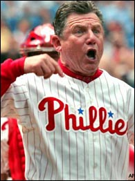 Larry Bowa. 'Nuff said.