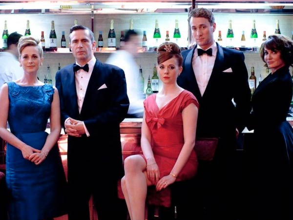 The cast of ´Breathless.´ (Photo via ITV Studios)