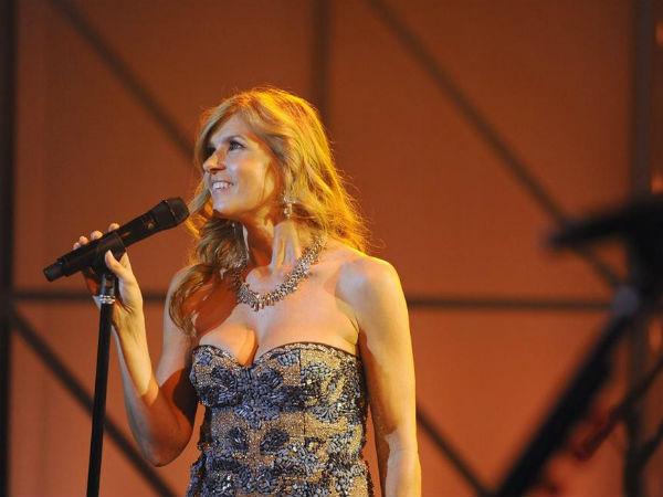"Connie Britton performs in the season finale of ABC´s ""Nashville"""