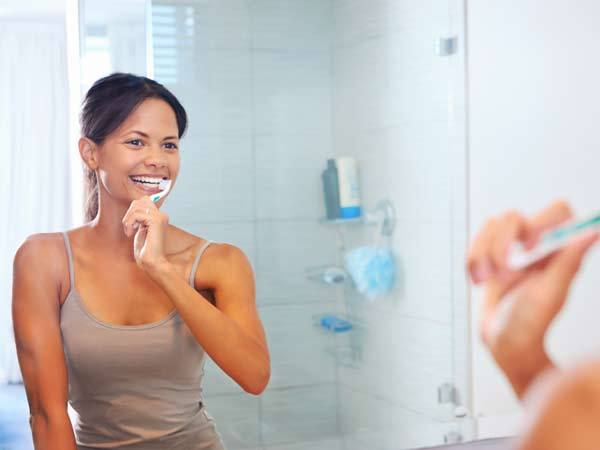 There´s a right way to brush your teeth?