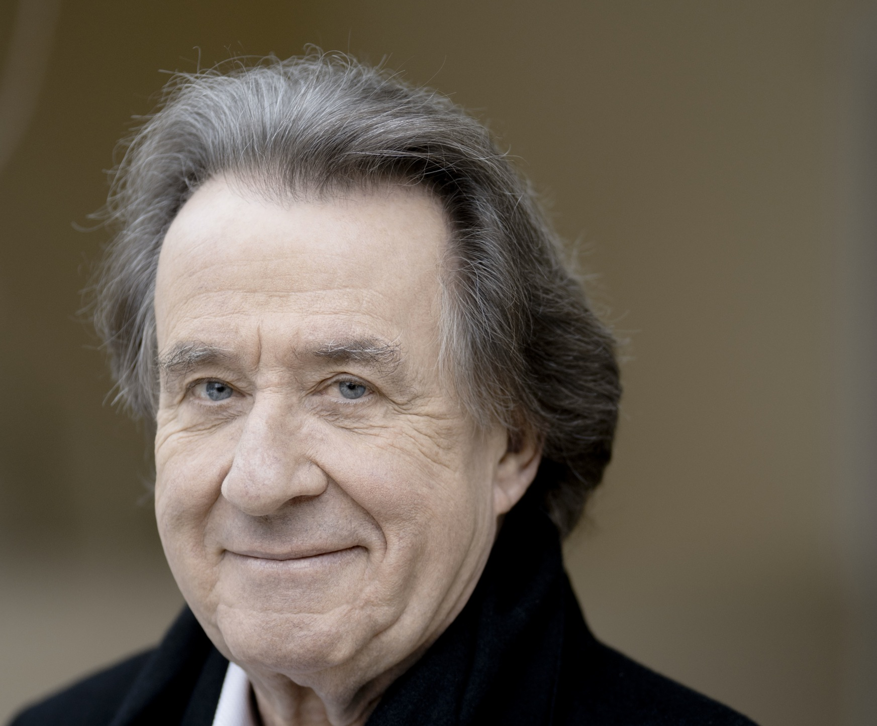 Pianist Rudolf Buchbinder played the Perelman Theater Wednesday night