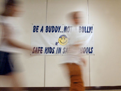 Sometimes a teen or child who has been bullied eventually becomes the bully as a way to retaliate. In fact, revenge for bullying is one of the strongest motivations for school shootings. (AP Photo)