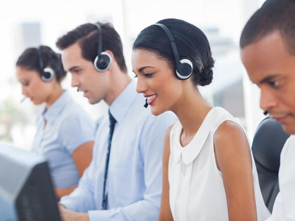 An estimated 5 million Americans are employed in call centers.