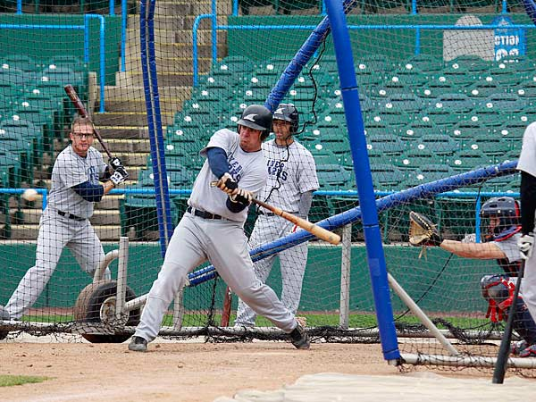 Camden Riversharks prepare for Tuesday´s home opener at Campbell´s ...