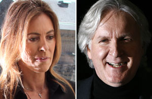 Kathryn Bigelow, James Cameron
