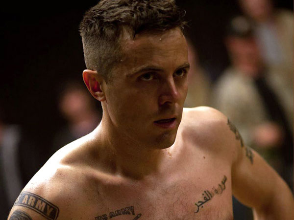 Casey Affleck stars as an Iraq war veteran in western Pennsylvania who fights in illegal bare-knuckle matches to make money.