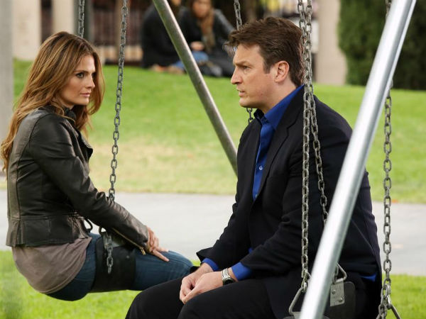 Becket (Stana Katic) and Castle (Nathan Fillion) face another challenge to their relationship in Monday´s Season 5 finale