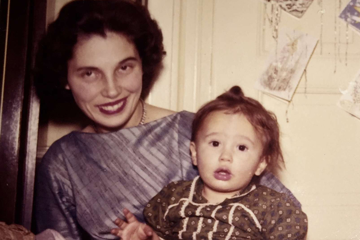 A genealogy search to define her mother - and herself