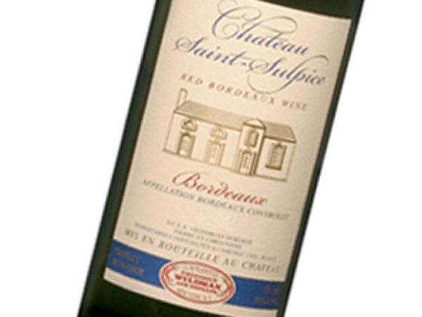 Chateau Saint Sulpice Bordeaux