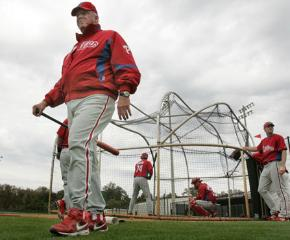 The Inquirer's 10-Day Countdown to Opening Day begins with Charlie Manuel.