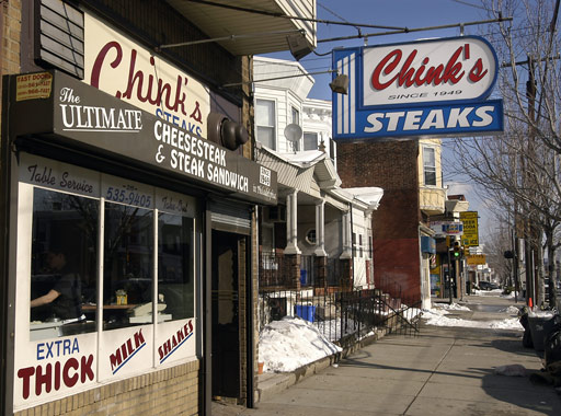 Chink´s was asked to change its name because it can be taken as a racial slur. The sandwich shop bears the original owner´s nickname.