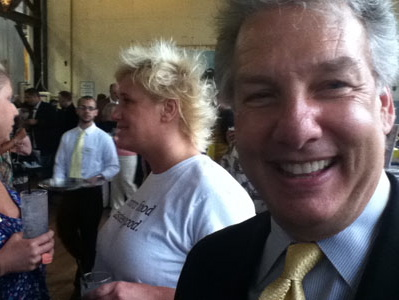 Marc Summers at the 2012 Great Chefs Event.  MICHAEL KLEIN / Philly.com