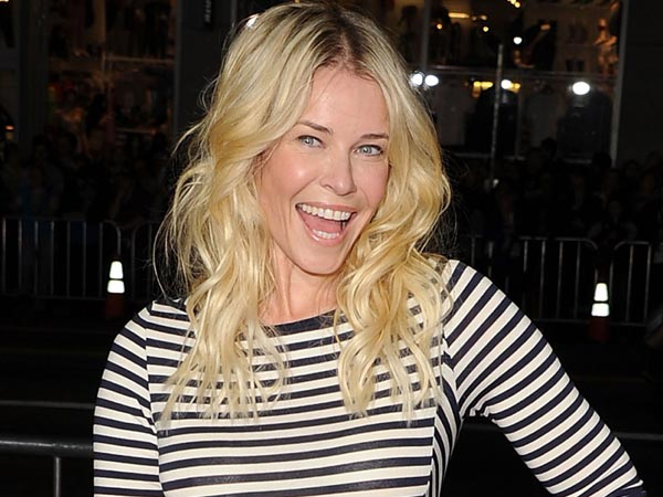 TV talk show host CHELSEA HANDLER has credited her arrest for drink-driving back in the 1990s with giving her the motivation to pursue a career in comedy.