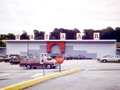 From 1960 to 1993, the Bazaar of All Nations and its quirky mix of goods and services drew people to Delaware County. Shoppers there could get keys made and grab a burger while doing a load of laundry. (Peg Mooney)