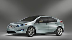Now THAT´s a nice sustainable vehicle. The 2011 Chevy Volt.