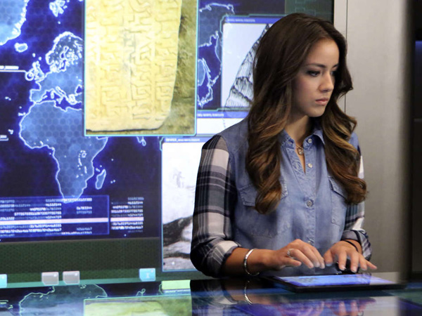 Chloe Bennet plays the strong and witty Agent Skye in &amp;quot;S.H.I.E.L.D.&amp;quot; She grew up with six brothers.<br />