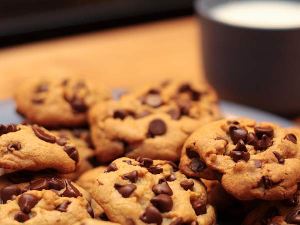 Chocolate. Chip. Cookies.