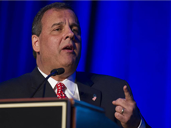 Gov. Chris Christie likely to propose deep cuts in retiree health-care costs over accrued pension benefits when he unveils his long-term plan to deal with the state's $90 billion in unfunded retiree liabilities. (AP Photo/Cliff Owen, File)