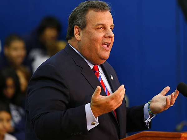 Chris Christie. (AP File Photo/Rich Schultz)