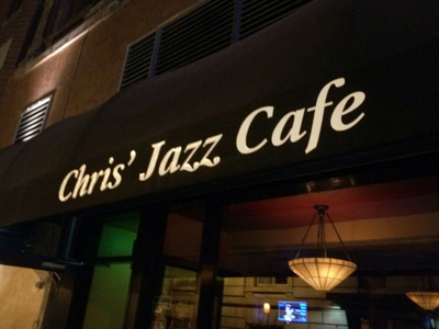 Chris´ Jazz Cafe
