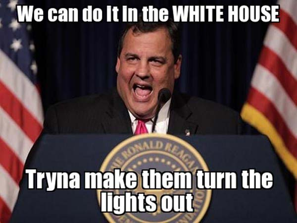 Chris Christie meme tumblr.