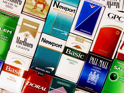 Fifty years after the first Surgeon General´s Report on Smoking and Health, why are these still in Penn´s investment portfolio? (AP Photo/Pat Wellenbach)