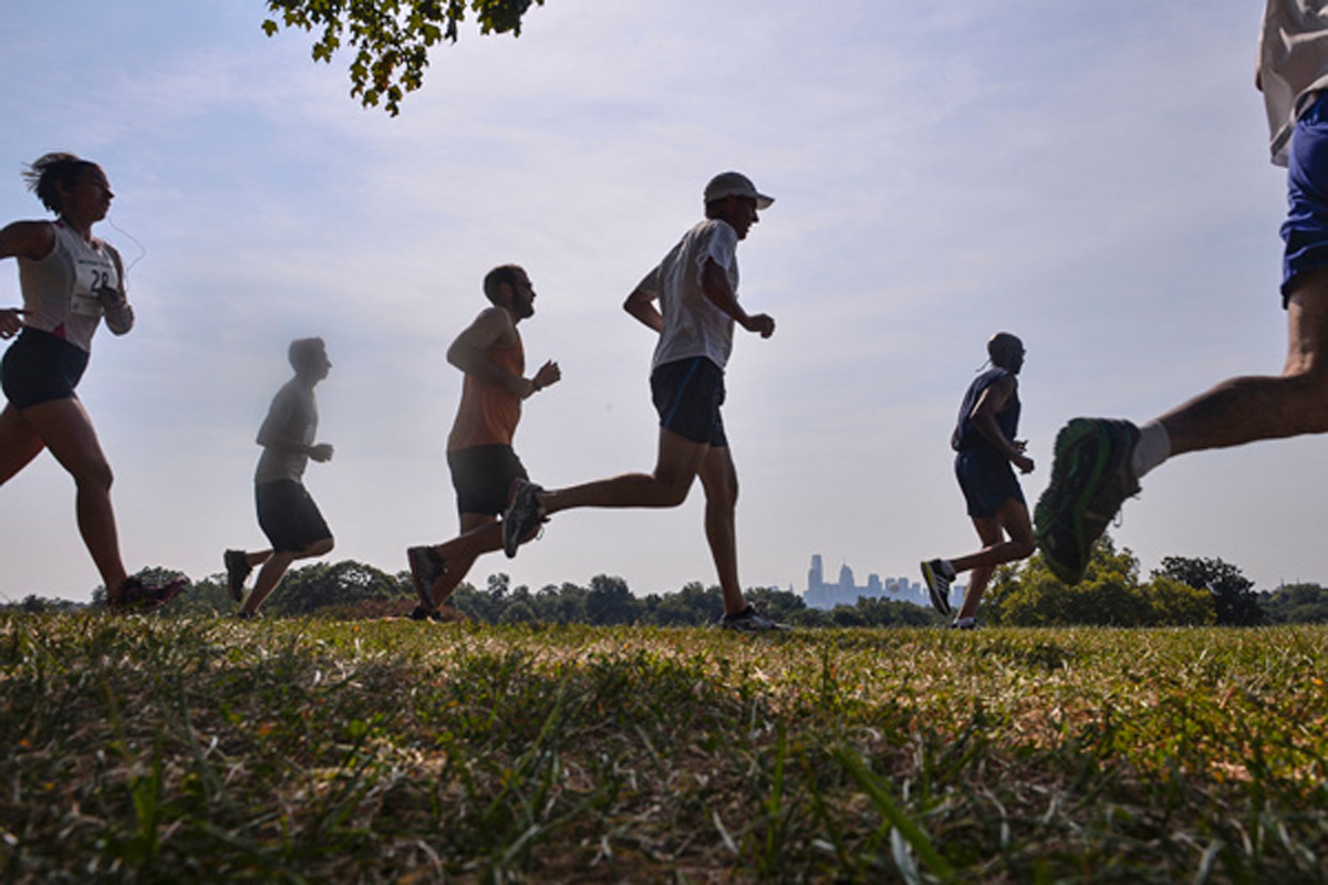 Belmont Plateau Cross Country Classic on Sunday, August 30th, 2015.