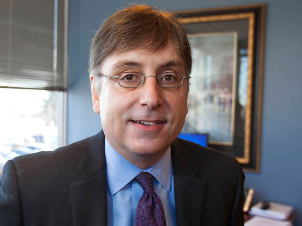 "Robert ""Bob"" Guillocheau, chief executive of Ascensus Inc. (ED HILLE / Staff Photographer )"
